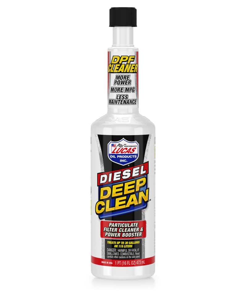 Fuel System Treatment – Deep Clean Diesel