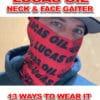 Lucas Oil Neck and Face Gaiter