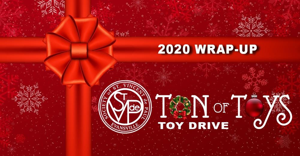 Ton of Toys Wrap Up