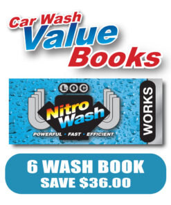 Works Car Wash Vaule Book